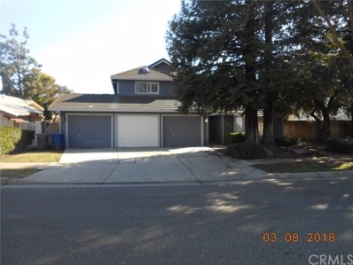 1182 Paseo Redondo Drive, Merced, CA 95348 - MLS#: MC18078891