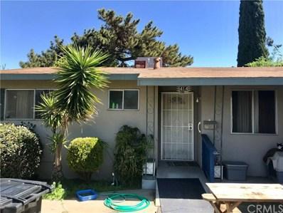 414 East Avenue, Livingston, CA 95334 - MLS#: MC18080457