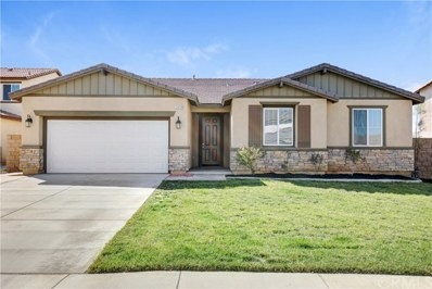 34929 Sage Canyon Court, Winchester, CA 92596 - MLS#: MC18091524
