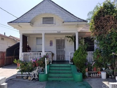 1640 E 112th Street, Los Angeles, CA 90059 - MLS#: MC18221511