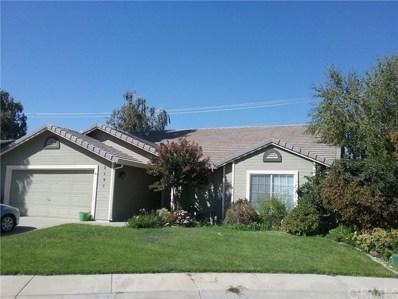 2191 Pebble Beach Court, Merced, CA 95340 - MLS#: MC18231568