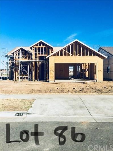 4352 Sibley Place, Merced, CA 95348 - MLS#: MC18244165