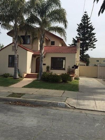 321 West Street, Salinas, CA 93901 - MLS#: ML81644675