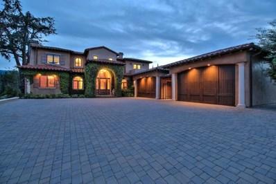 480 Border Hill Road, Los Altos, CA 94024 - MLS#: ML81648681