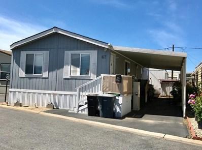 55 San Juan Grade Road UNIT 67, Salinas, CA 93906 - MLS#: ML81648895