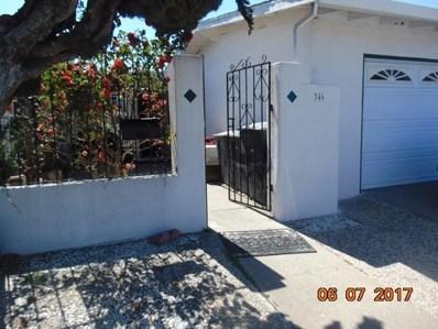346 Block Avenue, Salinas, CA 93906 - MLS#: ML81656454