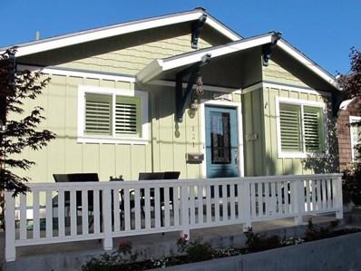 121 Mountain View Avenue, Santa Cruz, CA 95062 - MLS#: ML81667707