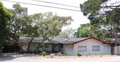 3022 Stevenson Drive, Pebble Beach, CA 93953 - MLS#: ML81670121