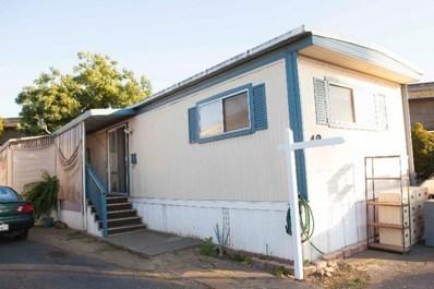 655 34th Street UNIT 49, San Jose, CA 95116 - MLS#: ML81673561