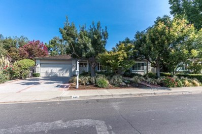 440 Levin Avenue, Mountain View, CA 94040 - MLS#: ML81674414