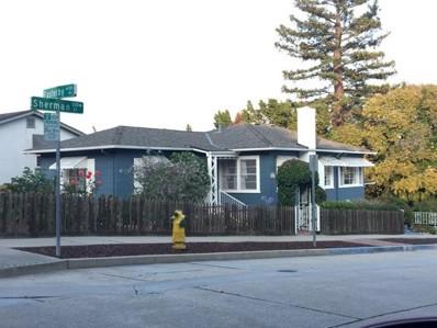 214 Sherman Street, Santa Cruz, CA 95060 - MLS#: ML81674869