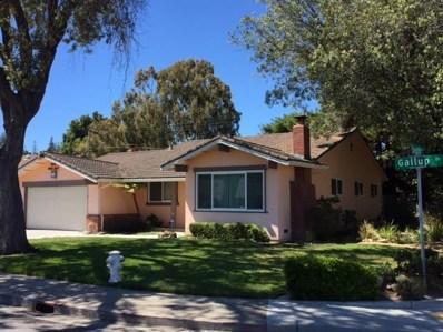 2423 Gallup Drive, Santa Clara, CA 95051 - MLS#: ML81676847