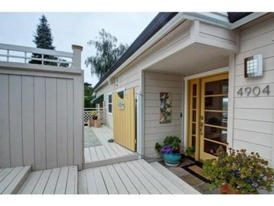 4904 Bellevue Street, Outside Area (Inside Ca), CA 95073 - MLS#: ML81677118