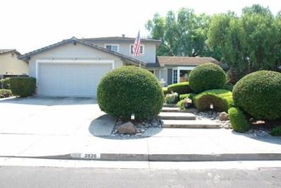 2826 Toyon Drive, Santa Clara, CA 95051 - MLS#: ML81677316