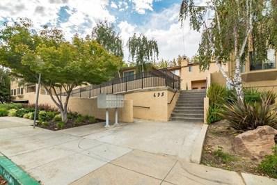 695 S Knickerbocker Drive UNIT 15, Sunnyvale, CA 94087 - MLS#: ML81677991