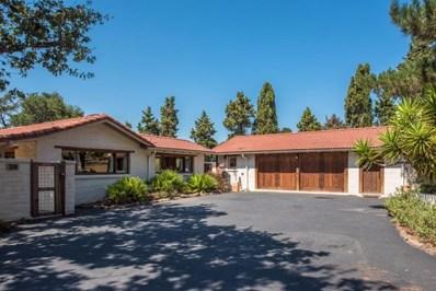 28 Rancho Road, Carmel Valley, CA 93924 - MLS#: ML81678028