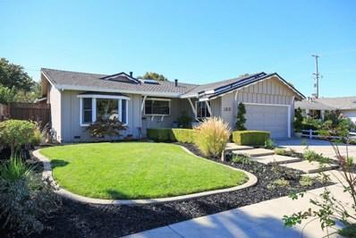 1315 Antonio Lane, San Jose, CA 95117 - MLS#: ML81679316