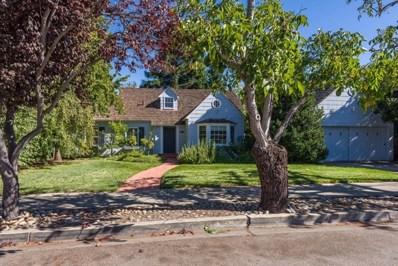 525 Mariposa Avenue, Mountain View, CA 94041 - MLS#: ML81680227