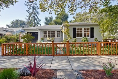 520 Franklin Street, Mountain View, CA 94041 - MLS#: ML81681782