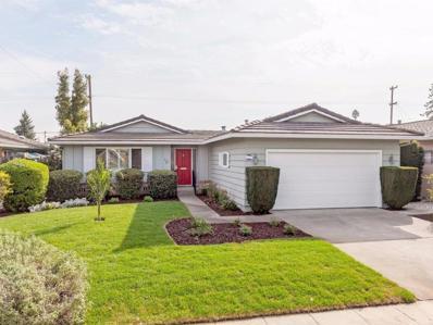 872 Daffodil Way, San Jose, CA 95117 - MLS#: ML81681859