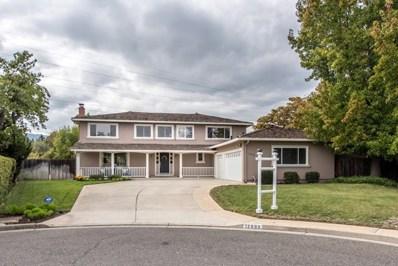 12688 Kinman Court, Saratoga, CA 95070 - MLS#: ML81682349