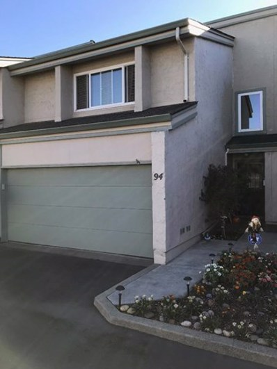 345 Coleridge Drive UNIT 94, Salinas, CA 93901 - MLS#: ML81682453