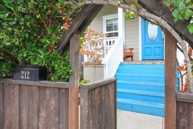 212 Walk Circle, Santa Cruz, CA 95060 - MLS#: ML81682536
