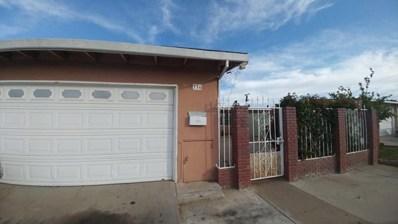336 Block Avenue, Salinas, CA 93906 - MLS#: ML81682581