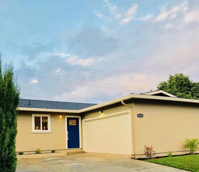 595 Gridley Street, San Jose, CA 95127 - MLS#: ML81684042