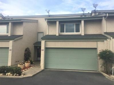 345 Coleridge Drive UNIT 68, Salinas, CA 93901 - MLS#: ML81684231