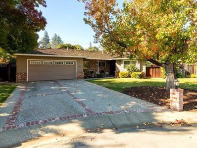 366 Fontainbleau Terrace, Los Altos, CA 94022 - MLS#: ML81684295