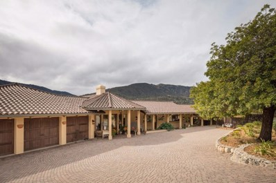 14 Middle Canyon Way, Carmel Valley, CA 93924 - MLS#: ML81684925