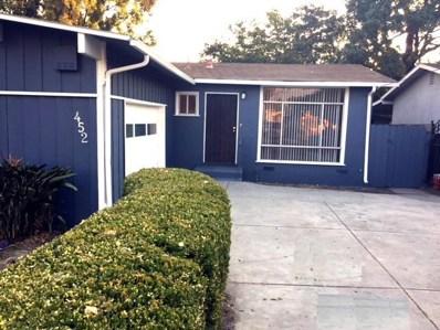 452 Larkspur Drive, East Palo Alto, CA 94303 - MLS#: ML81685151