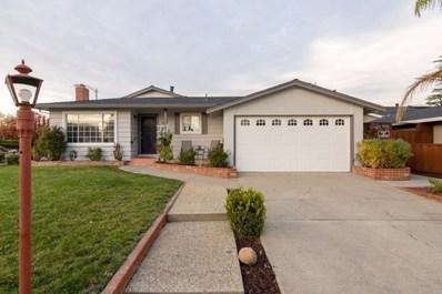 1673 Adrien Drive, Campbell, CA 95008 - MLS#: ML81685335