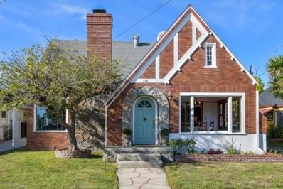 618 King Street, Santa Cruz, CA 95060 - MLS#: ML81685686