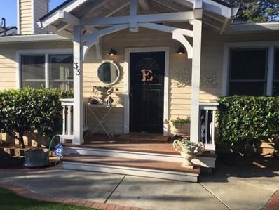 33 Ashler Avenue, Los Gatos, CA 95030 - MLS#: ML81686172