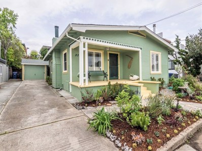 336 Hillcrest Drive, Aptos, CA 95003 - MLS#: ML81686326