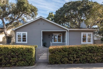 619 Alder Street Street, Pacific Grove, CA 93950 - MLS#: ML81687803