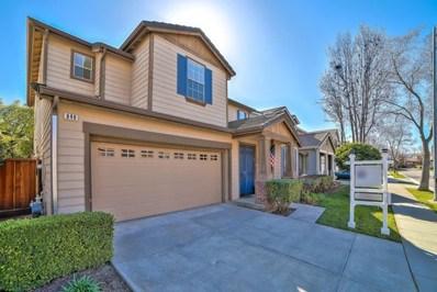 840 Romani Court, San Jose, CA 95125 - MLS#: ML81687968