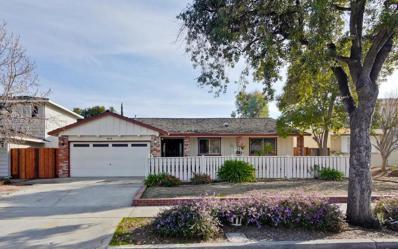 918 Fort Baker Drive, Cupertino, CA 95014 - MLS#: ML81687972