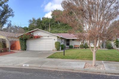887 Alderbrook Lane, Cupertino, CA 95014 - MLS#: ML81688218