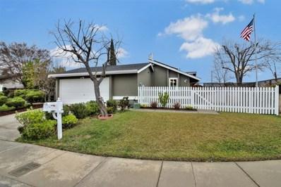 5398 Garrison Circle, San Jose, CA 95123 - MLS#: ML81688650