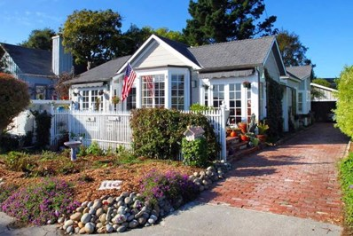 110 Grand Avenue, Capitola, CA 95010 - MLS#: ML81688698