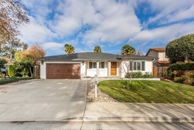 855 Dearborn Place, Gilroy, CA 95020 - MLS#: ML81688763