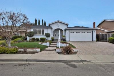 434 Falcato Drive, Milpitas, CA 95035 - MLS#: ML81688766