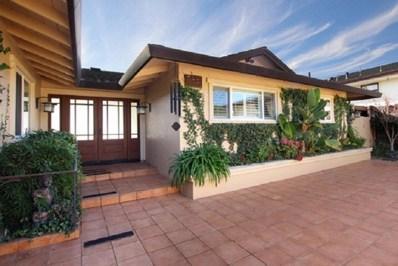986 Via Palo Alto, Aptos, CA 95003 - MLS#: ML81689110