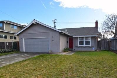 228 Bangor Avenue, San Jose, CA 95123 - MLS#: ML81689427