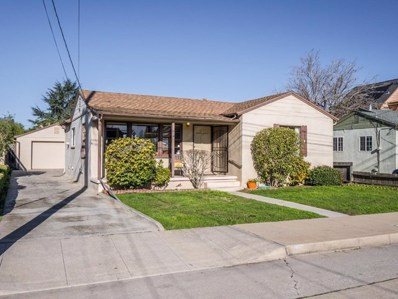 135 Mason Street, Santa Cruz, CA 95060 - MLS#: ML81689701