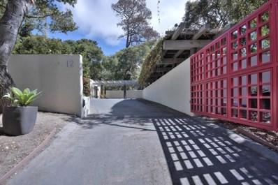 12 Abinante Way, Monterey, CA 93940 - MLS#: ML81690283
