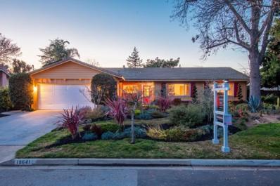 18641 Harleigh Drive, Saratoga, CA 95070 - MLS#: ML81690294